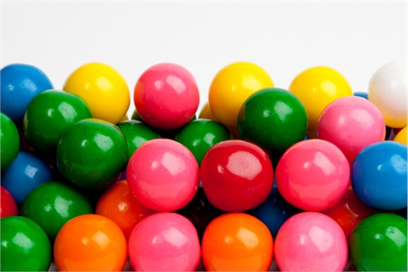 Assorted Gourmet Gumballs (28 Pound Case)