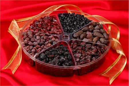 6-Section Berry Assortment Gift Tray
