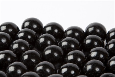 Black Gourmet Gumballs (1 Pound Bag)