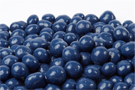 Blue Chocolate Covered Blueberries (1 Pound Bag)