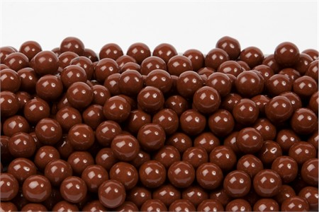 Brown Sixlets (1 Pound Bag)