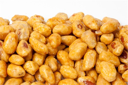 Butter Toffee Almonds (1 Pound Bag)