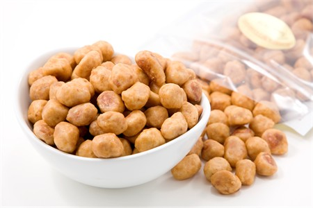 Butter Toffee Peanuts (4 Pound Bag)