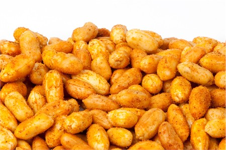 Cajun Virginia Peanuts (1 Pound Bag)