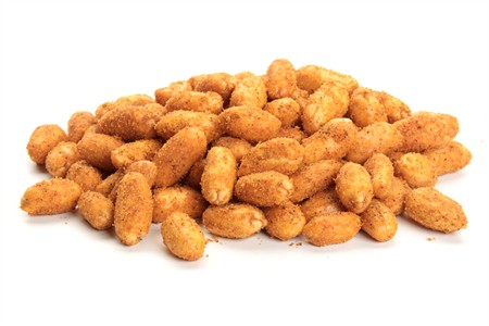 Cajun Virginia Peanuts (25 Pound Case)