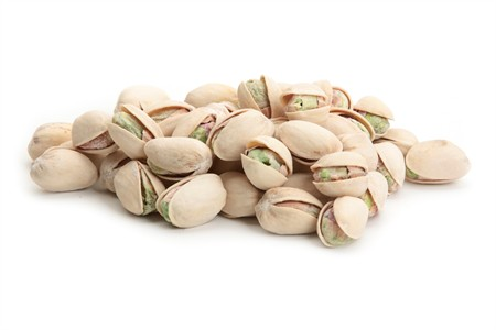 Salted California Pistachios (5 Pound Bag)