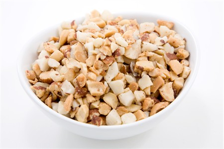 Chopped Mixed Nuts (10 Pound Case)