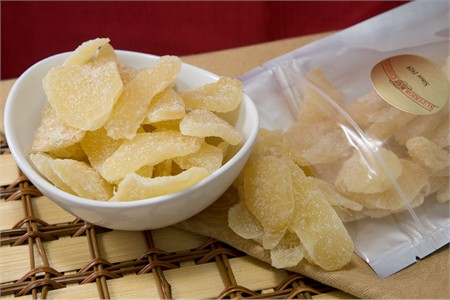 Crystallized Ginger (4 Pound Bag)