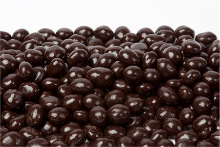 Dark Chocolate Covered Espresso Beans (25 Pound Case)