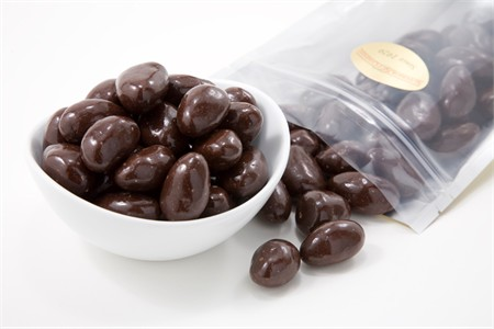 Dark Chocolate Covered Brazils (5 Pound Bag)