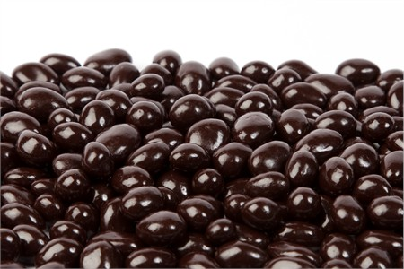 Dark Chocolate Covered Goji Berries (5 Pound Bag)