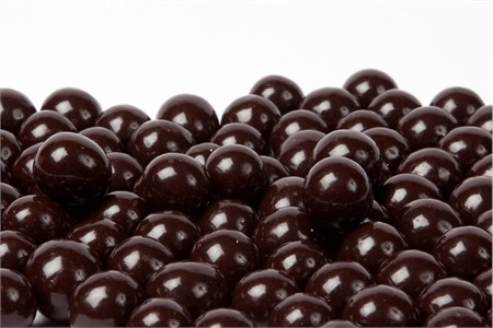 Dark Chocolate Covered Hazelnuts (25 Pound Case)