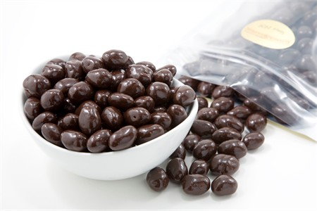 Dark Chocolate Covered Pistachios (5 Pound Bag)