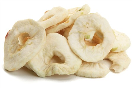 Dried Apples (25 Pound Case)