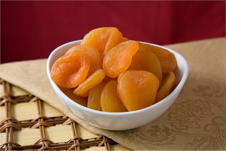 Dried Apricots (10 Pound Case)