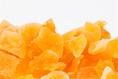 Dried Cantaloupe Chunks (1 Pound Bag)