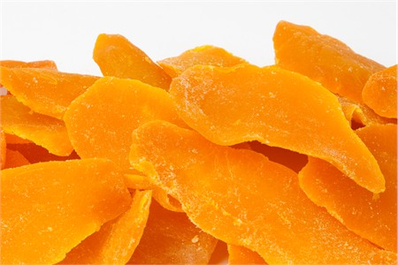 Dried Mango - Less Sugar Added (22 Pound Case)