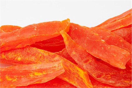 Dried Papaya (1 Pound Bag)