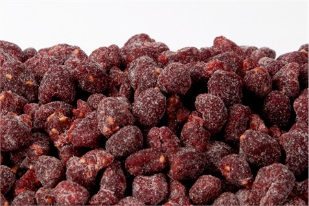 Dried Red Raspberries (10 Pound Case)