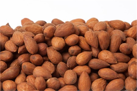 Dry Roasted Almonds (1 Pound Bag)