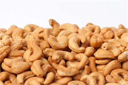 Dry Roasted Cashews (1 Pound Bag)