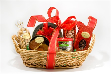 Extraordinary Snack Basket
