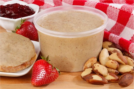 Fresh Brazil Nut Butter (13oz Tub)