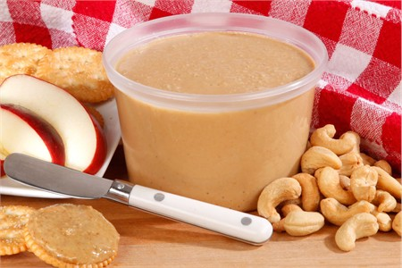 Fresh Cashew Butter (1 Pound Tub)