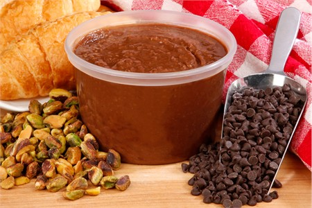 Fresh Chocolate Pistachio Butter (1 Pound Tub)