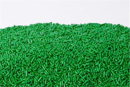 Green Sprinkles (25 Pound Case)