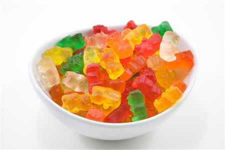 Original Haribo Gold Gummy Bears (10 Pound Case)