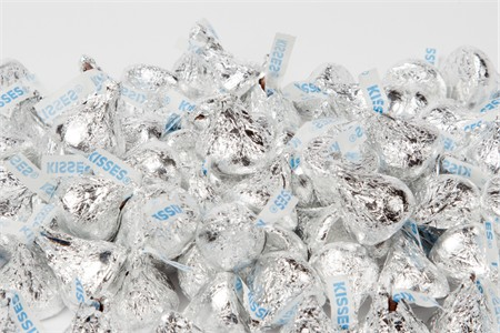 Hershey Kisses (25 Pound Case)
