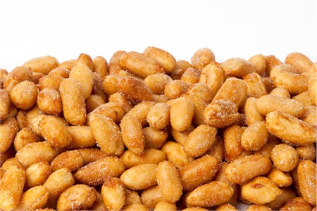 Honey Roasted Virginia Peanuts (4 Pound Bag)