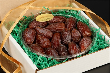 Jumbo Medjool Dates Gourmet Tray