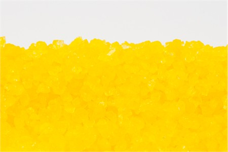 Lemon Rock Candy Crystals (25 Pound Bag)