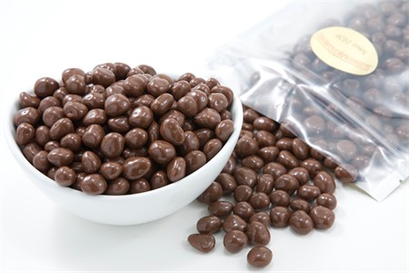 Milk Chocolate Covered Blueberries (5 Pound Bag)