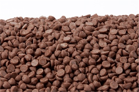 Milk Chocolate Chips (1 Pound Bag)