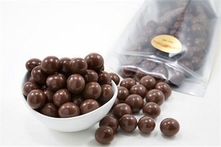 Milk Chocolate Covered Macadamias (5 Pound Bag)