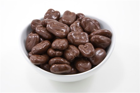 Milk Chocolate Covered Pecans (25 Pound Case)