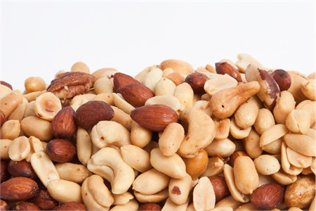 Mixed Nuts - 60% Peanuts (1 Pound Bag)
