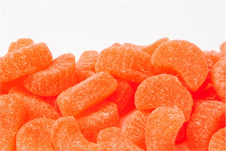 Orange Slices (1 Pound Bag)