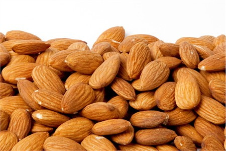 Organic Almonds (4 Pound Bag)