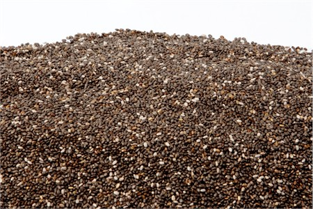 Organic Chia Seeds (25 Pound Case)