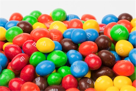Peanut M&M's Candy (1 Pound Bag)