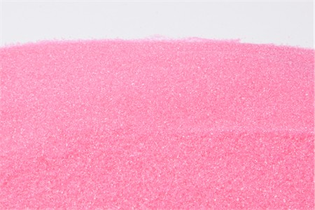 Pink Sanding Sugar (25 Pound Case)