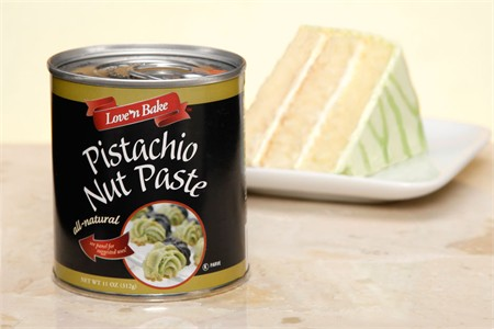 Pistachio Nut Paste (11 oz Can)