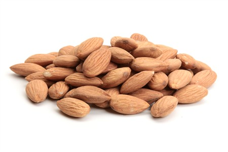 Raw Natural Almonds (25 Pound Case)