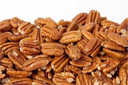 Raw Georgia Pecans (1 Pound Bag)