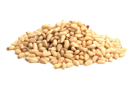 Raw Pine Nuts - Pignolias (4 Pound Bag)