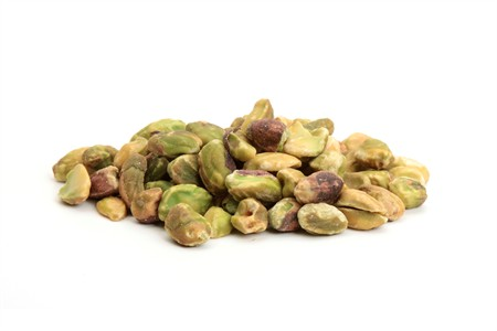 Raw Pistachio Meats (25 Pound Case)